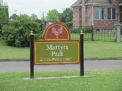 Martyrs Park