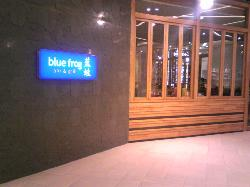 Blue Frog (Kerry Parkside)