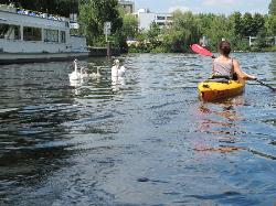 Kayak Berlin Tours