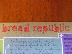 Bread Republic