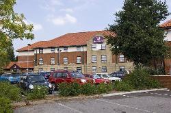 Premier Inn Oxford Hotel