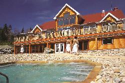 Appalaches Lodge-Spa-Villegiature