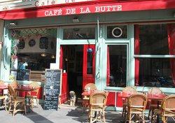 Cafe de la Butte
