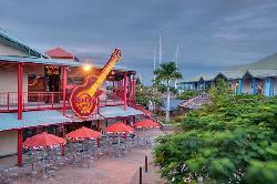 Hard Rock Cafe Fiji