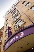 Premier Inn Nottingham City Centre (Goldsmith Street)
