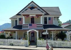 The Painted Lady Bed & Breakfast & Tea Room