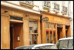 Cafe Berthillon