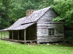 Noah Bud Ogle Cabin