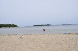 Nicolet Bay Beach
