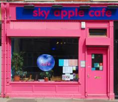 ‪The Sky Apple‬