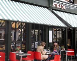 Strada - St Katharine Docks