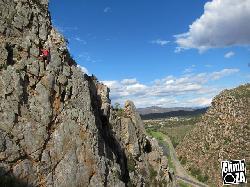 Montagu Climbing