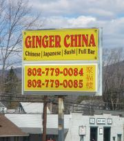 Ginger China