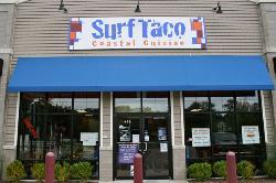 Surf Taco