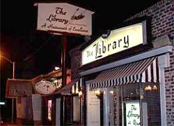 ‪The Library Restaurant‬