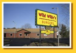 Wild Willy's Burgers
