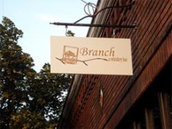 Branch Whiskey Bar