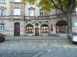 Restaurant Efendi am Wilhelmsplatz
