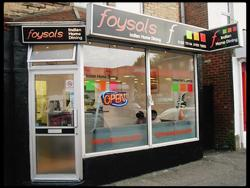 Foysals Indian Takeaway