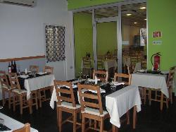 Restaurante Lava Preta