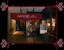 Gaylord India Restaurant