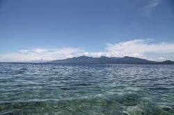 Яванское море у острова Менджанган