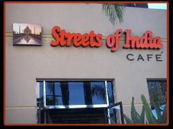 ‪Streets of India Cafe‬