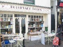 Boulevard Bookshop and Thai Cafe