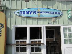 Tony's Sports Bar and Grill