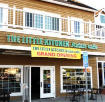 The Little Kitchen Asian Cafe