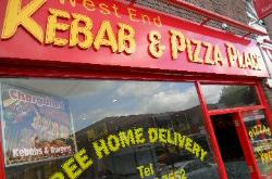 West End Kebab and Pizza Place