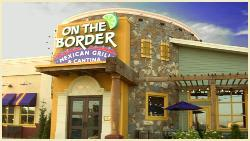 ‪On the Border Mexican Cafe‬