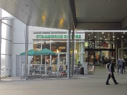 Starbucks Spencer Street