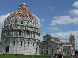 Nearby - Pisa obviously
