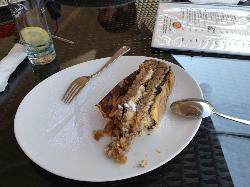 Local dessert - GIBANICA