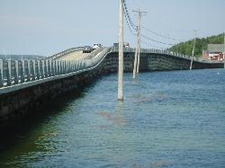 Bailey Island Bridge (Cribstone Bridge)