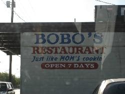 Bobo's Restaurant
