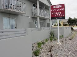 B-K's Esplanade Motor Lodge