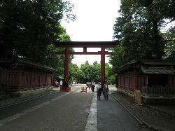 Musashi Ichinomiya Hikawa Shrine