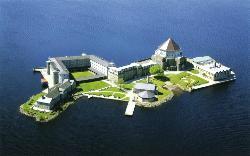 St Patrick's Purgatory, Lough Derg