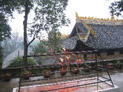 宝顶山圣寿寺
