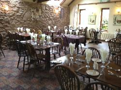 The Three Horseshoes Inn Restaurant
