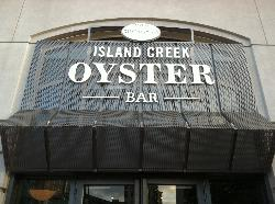 ‪Island Creek Oyster Bar‬