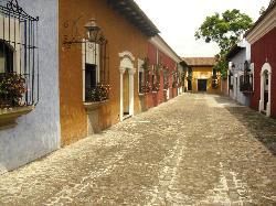 casi una calle de la antigua