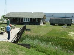 North Dakota State Railroad Museum
