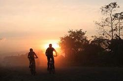 Biking Cambodia Day Tours