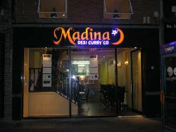 Madina Desi Curry Co.