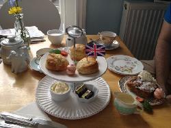 Keep House Tea Room