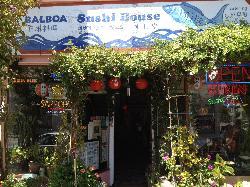 Balboa Sushi House