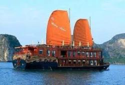 Halong Continental Sails Day Cruise